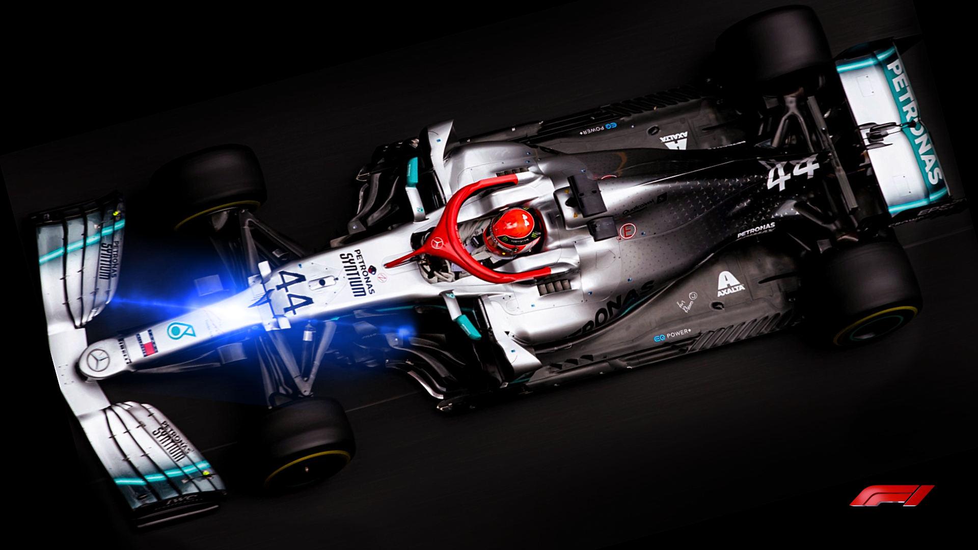 Mercedes 2020 F1 Car W11 Wallpaper