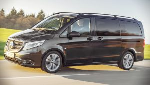 Mercedes Benz Vito 2021 Tourer Wallpaper