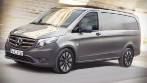 Mercedes Benz Vito 2021 Van Wallpaper