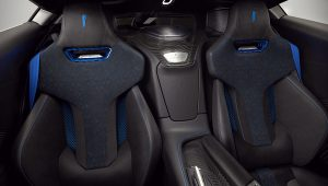 Pininfarina Battista 2021 Seats Wallpaper