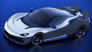Pininfarina Battista Anniversario 2021 1