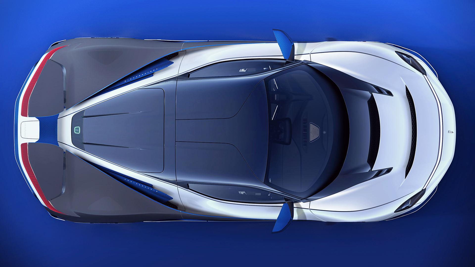Pininfarina Battista Car 2021 Wallpaper