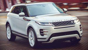 Range Rover Evoque 2020 1