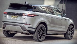 Range Rover Evoque 2020 Black Pack