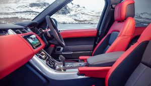 2020 Range Rover Sport Inside Images Wallpaper