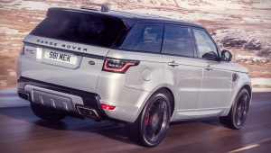 2020 Range Rover Sport Hd Wallpaper
