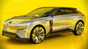 Renault Morphoz Concept 2020 Wallpaper Hd