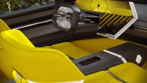 2020 Renault Morphoz Concept Interior Wallpaper