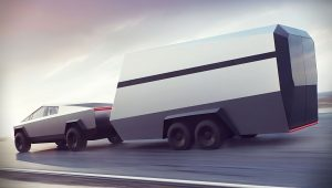 Tesla Cybertruck 2021 Wallpaper