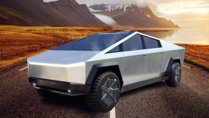 Tesla Pickup Truck 2022 Wallpaper Images