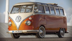 Volkswagen e-Bulli 2020 1