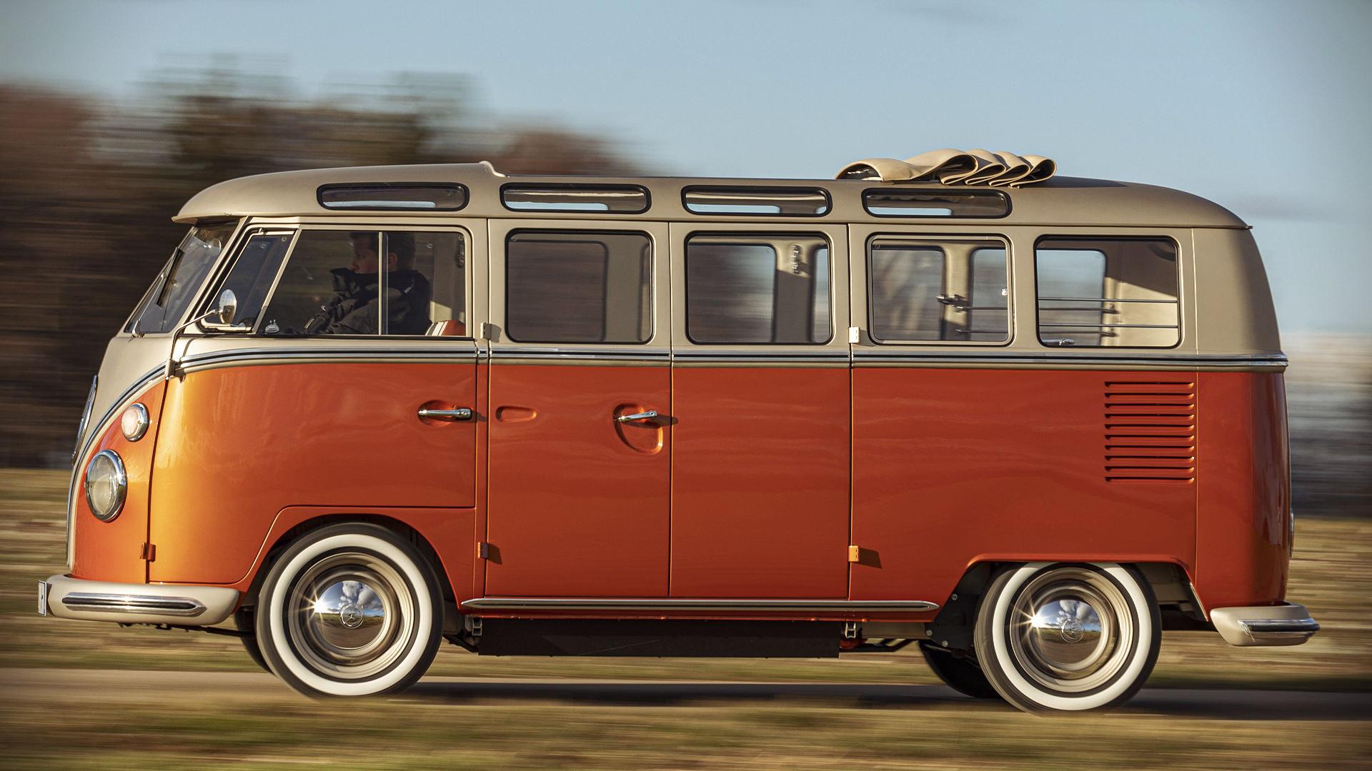 Volkswagen e-Bulli 2020