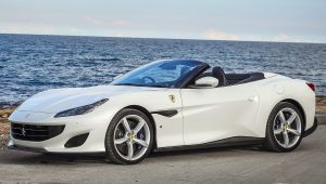 2019 Ferrari Portofino Colors White