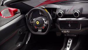 2019 Ferrari Portofino Convertible Interior
