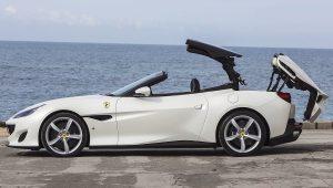 2019 Ferrari Portofino Convertible White