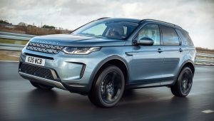 2021 Land Rover Discovery Sport 1