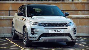 Range Rover Evoque 2021 Images