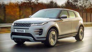 2021 Range Rover Evoque 1
