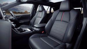 2021 Toyota RAV4 Hybrid Inside Interior