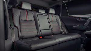 2021 Toyota RAV4 Hybrid XSE Interior