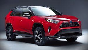 2021 Toyota RAV4 Prime Plug in Hybrid
