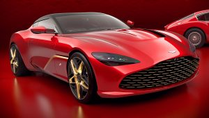 2020 Aston Martin DBS GT Zagato 1