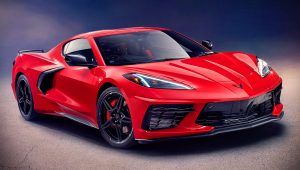 2020 Chevrolet Corvette Stingray 1