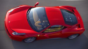 2015 Ferrari 458 Italia Spider Wallpaper