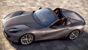 2020 Ferrari 812 GTS Convertible