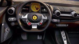 2020 Ferrari 812 GTS Interior