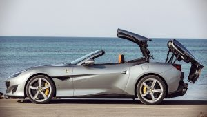 2018 Ferrari California Convertible