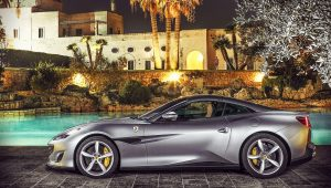 2018 Ferrari California Wallpaper