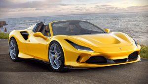 2020 Ferrari F8 Spider 1