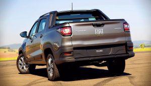 Fiat Strada Volcano Pickup 2021