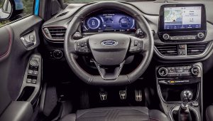 2020 Ford Puma Interior Inside