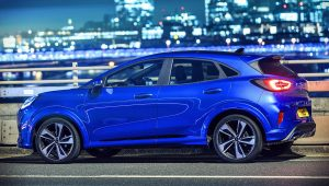Ford Puma SUV 2020 UK