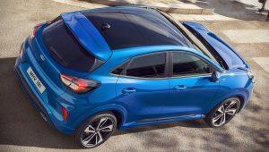 Ford Puma Hybrid 2020