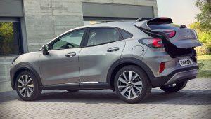 2020 Ford Puma Titanium X