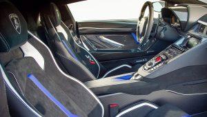 2019 Lamborghini Aventador SVJ Interior