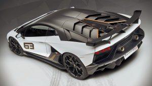 2019 Lamborghini Aventador SVJ White