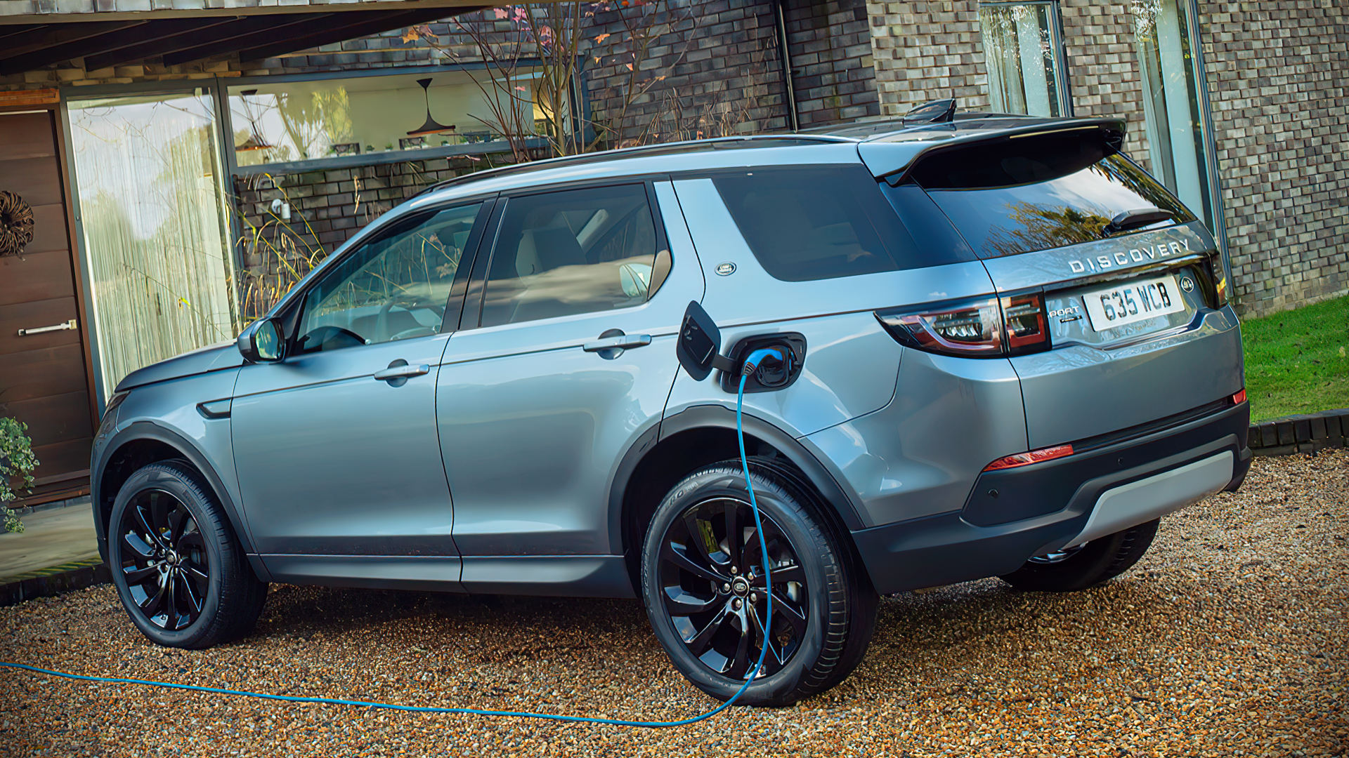 Land Rover Discovery Hybrid 2021