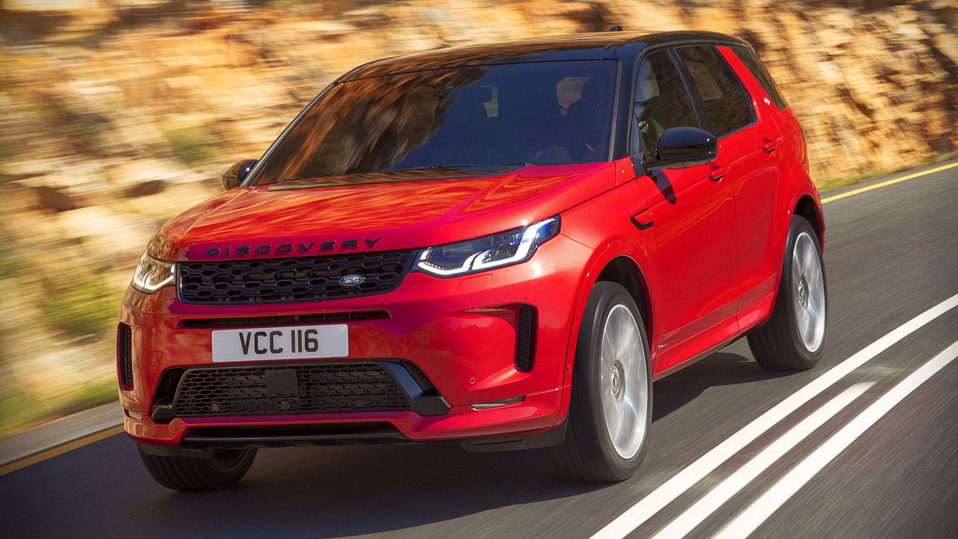 Land Rover Discovery Sport 2020 Black Pack