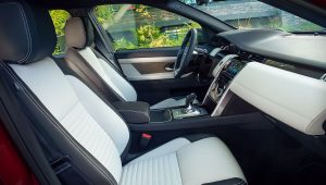 2020 Land Rover Discovery Sport HSE Interior
