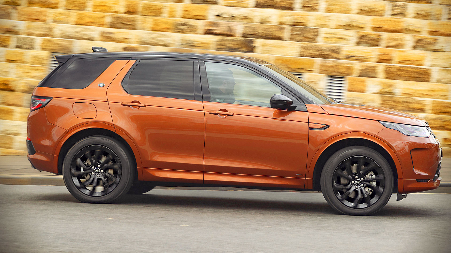 Land Rover Discovery Sport HSE 2020 Pictures