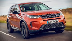 2020 Land Rover Discovery Sport SE UK
