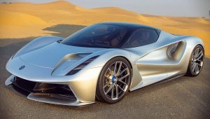 2020 Lotus Evija 1