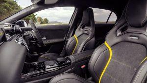 Mercedes A45 AMG 2020 Interior