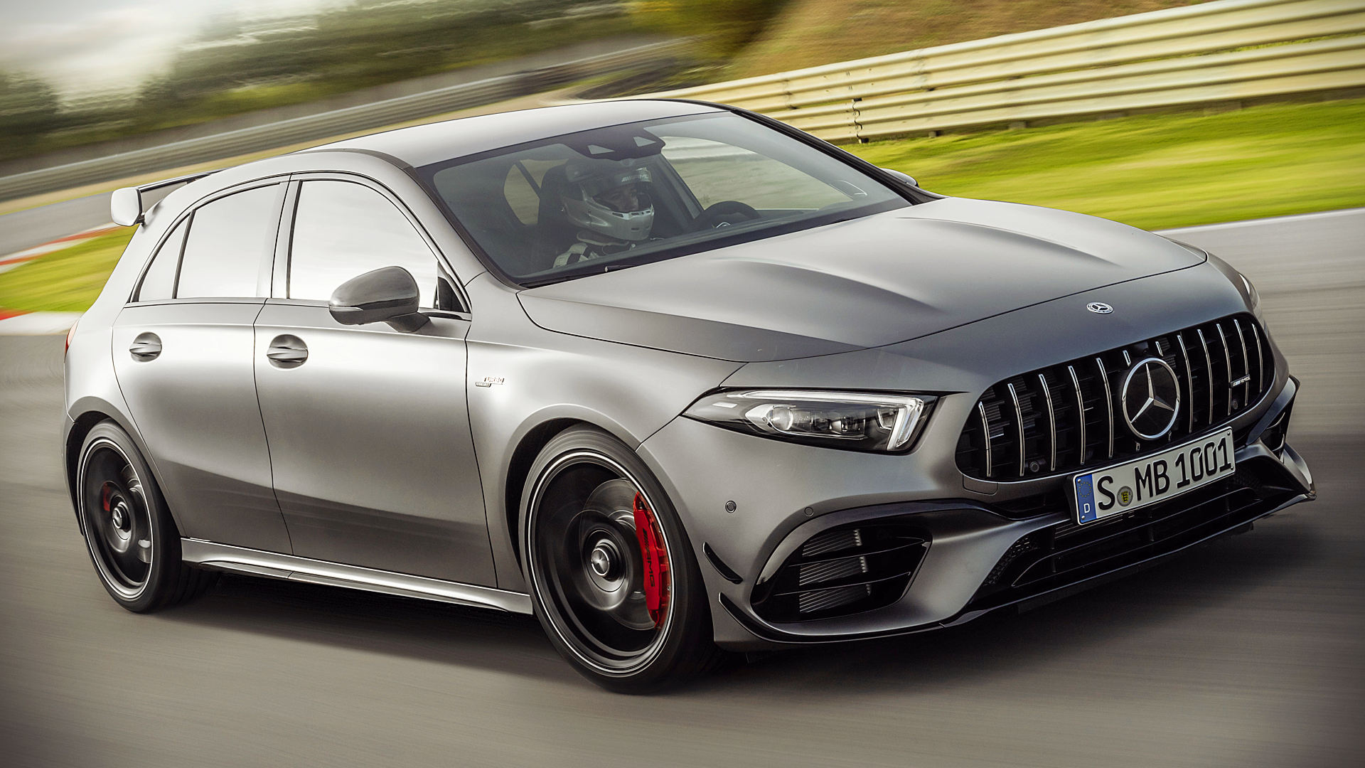 Mercedes A45 AMG 2020 Images USA