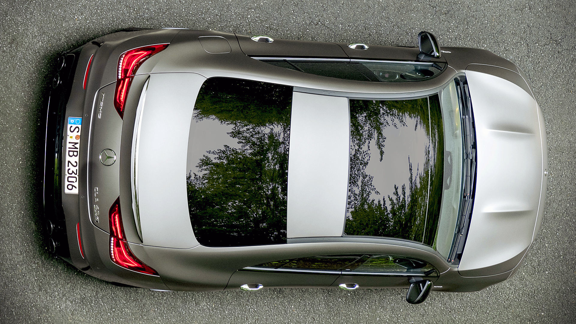 2020 Mercedes CLA 45 AMG Interior Wallpaper Hd