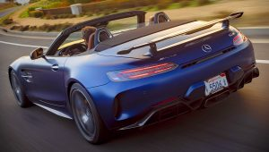 2020 Mercedes-AMG GT R Roadster Convertible